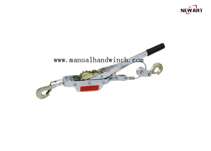 3 Ton Hand Cable Puller With Double Gears Double Hooks Multi - Functional